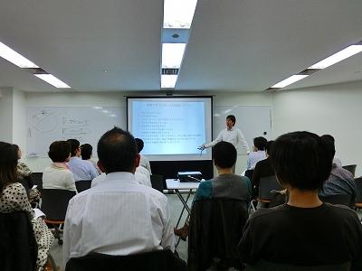 メンタルトレーニングで営業を強化 岡崎哲也